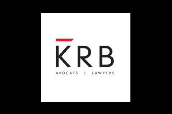 KRB Avocats logo color